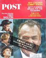 Saturday Evening Post - June 17, 1967
