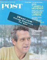 Saturday Evening Post - February 24, 1968