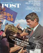 Saturday Evening Post - June 1, 1968