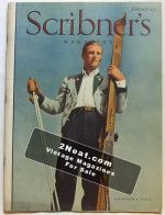 Scribner's Magazine - January 1938