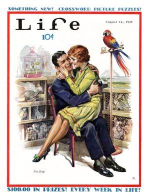 Life Magazine home